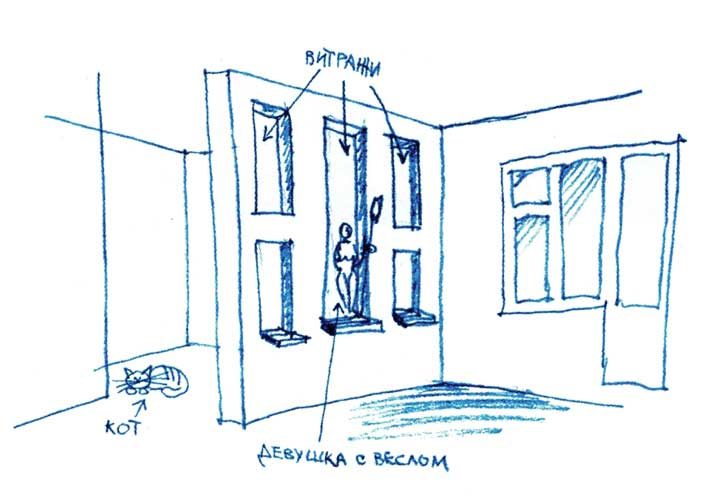 Перепланировка двухкомнатной квартиры чаще всего необходима небольшим кварт